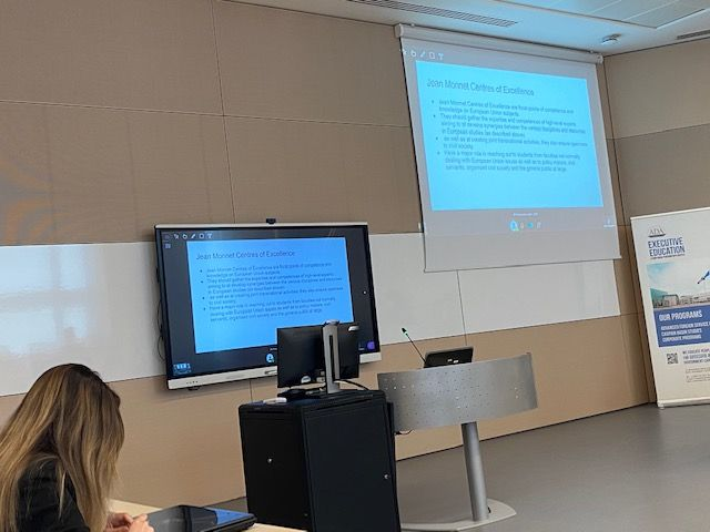 Jean Monnet Practical Workshop