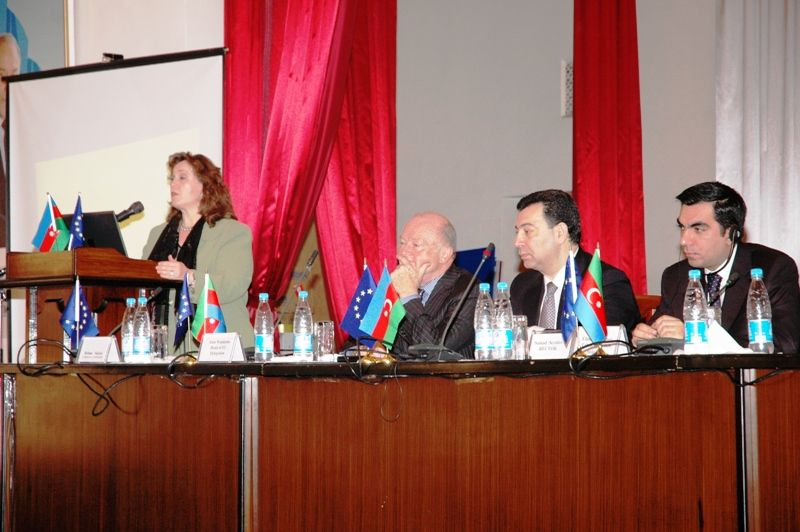 March,6 2009 Tempus Info-Day – Azerbaijan Languages University, Baku, Azerbaijan